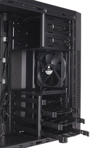 Corsair Carbide 100R Silent Edition Black MID-Tower