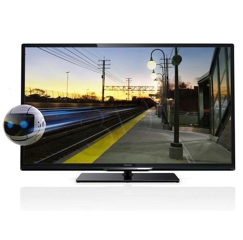 """TV 32"""" LED 3D Philips 32PFL4308H/12 (DVB-T, 200Hz, USB multi)"""