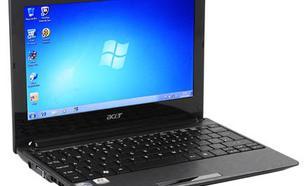 Acer Aspire One D260 - stylowy netbook o niezłych podzespołach