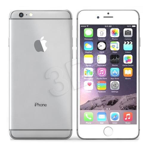 IPHONE 6 PLUS 64GB SILVER PL