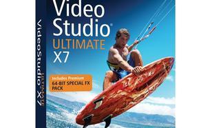 Corel VideoStudio Pro X7 Ult. ENG mBox VSPRX7ULIEMBEU
