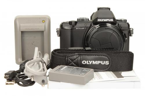 Olympus Stylus 1 black