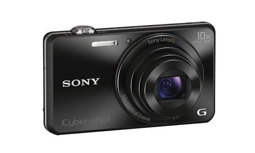 Sony DSC-WX220N Czarny