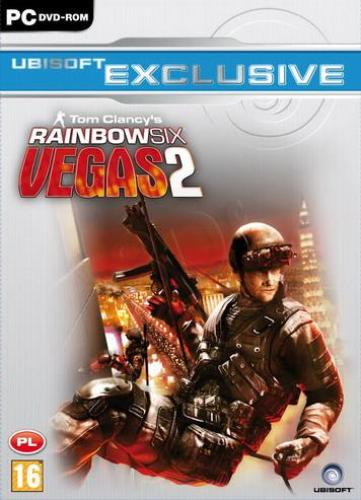 "UEX Tom Clancy""s Rainbow Six Vegas 2"