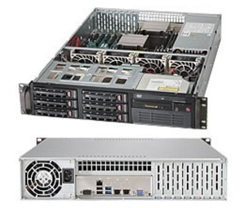 Supermicro SuperServer SYS6028R-TT SYS-6028R-TT