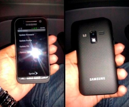 Samsung SPH-D600 Conquer
