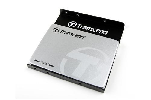 """Transcend SSD 370 64GB SATA3 2,5"""" 520/90 MB/s Aluminum CASE"""