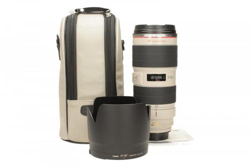 Canon EF 70-200MM 2.8L IS USM II 2751B005