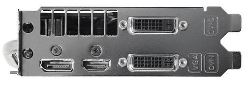 Asus Radeon R7 370 2GB DDR5 PX 256BIT 2DVI/HDMI/DP BOX