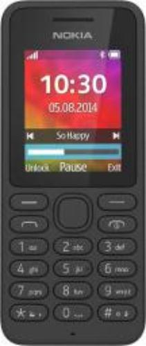 Nokia 130 Czarny (130 SS BLACK)