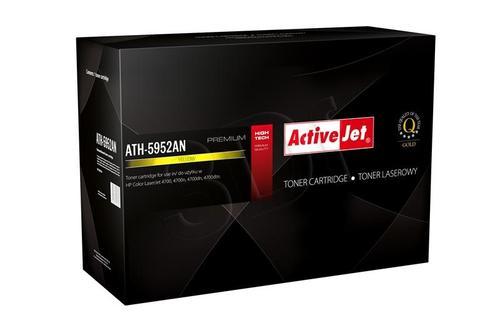 ActiveJet ATH-5952AN żółty toner do drukarki laserowej HP (zamiennik 643A Q5952A) Premium