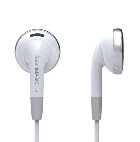 SoundMAGIC EP30 Białe Słuchawki douszne