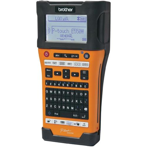 Brother P-touch E550WVP