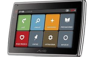 MIO MOOV S568 EUROPE PLUS