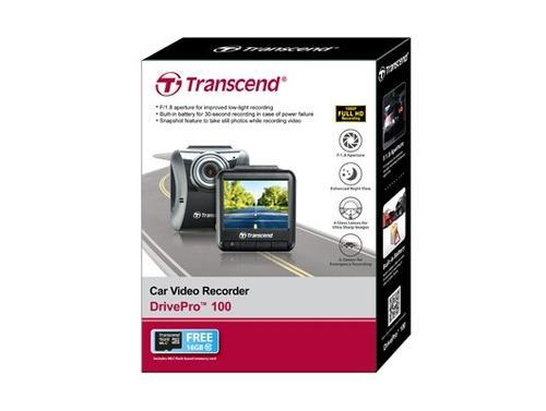Transcend DrivePro 100M 16GB rejestrator