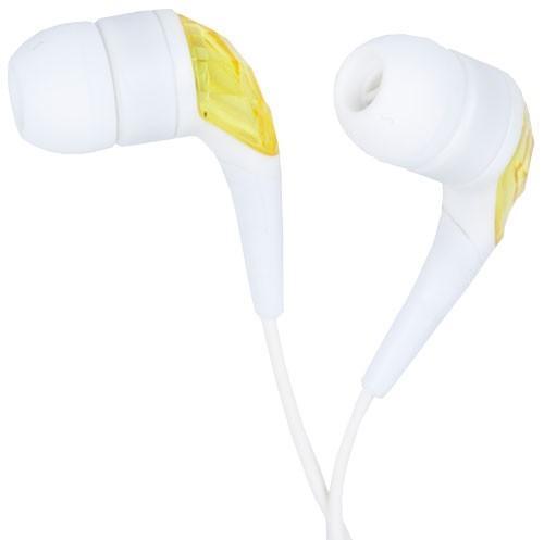 GEMBIRD Słuchawki MP3 Jack 3,5mm White 130cm MP3-EP03