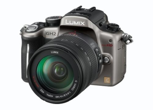 Panasonic Lumix DMC-GH2H