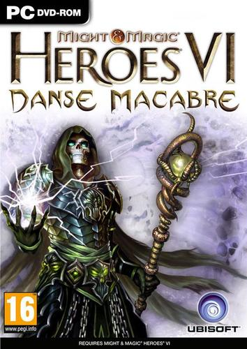 Might & Magic: Heroes VI - Danse Macabre (dodatek do gry Heroes VI)