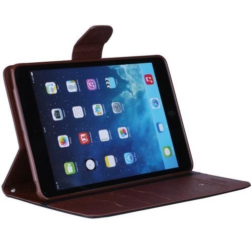 WEL.COM Etui Fancy Diary do Sony Tablet Z2 czarno-brązowe