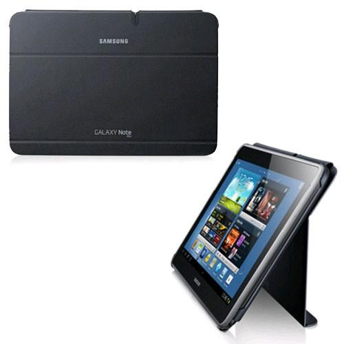 Samsung Etui w formie notebooka (kolor ciemno - szary) Galaxy Note 10.1