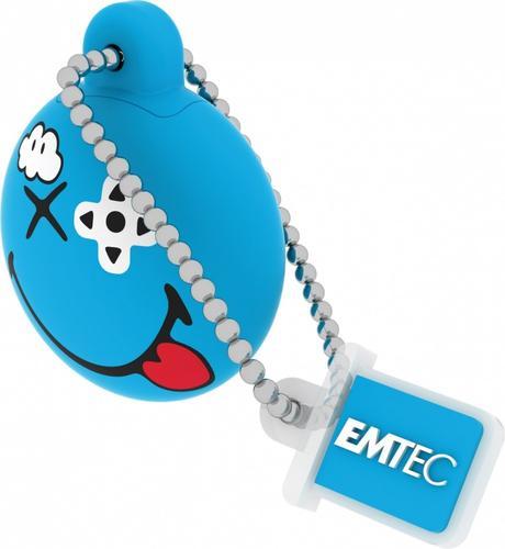 EMTEC Pendrive 8GB Smilley World Game Geek SW104