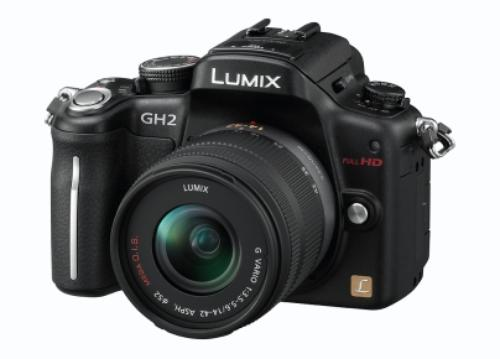Panasonic Lumix DMC-GH2K