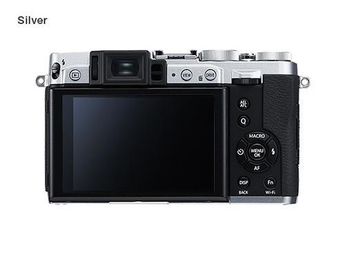 FujiFilm X30 silver