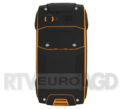 myPhone Hammer AXE M LTE (czarno-pomarańczowy)