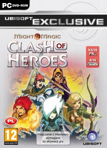 UEX BLACK Might & Magic: Clash of Heroes
