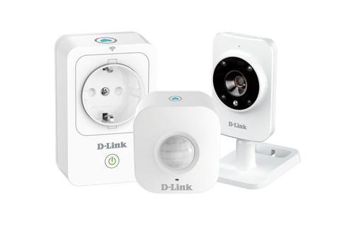 D-Link Smart Home Hd Dch-100Kt