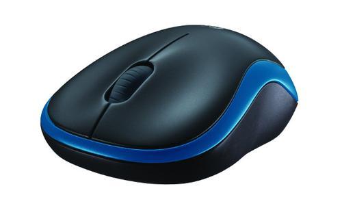 Logitech M185 Mysz bezprzewodowa 910-002239 Blue