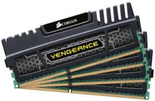Corsair DDR3 VENGEANCE 32GB/1866 (4*8GB) CL9-10-9-27