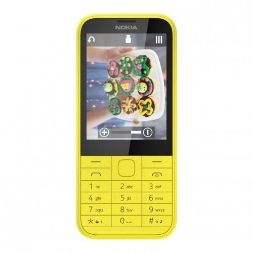 Nokia 225 DS NV PL BRIGHT YELLOW