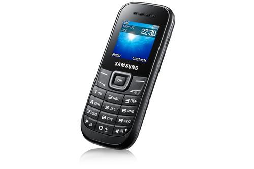 Samsung E1200R BLACK Keystone2 VE
