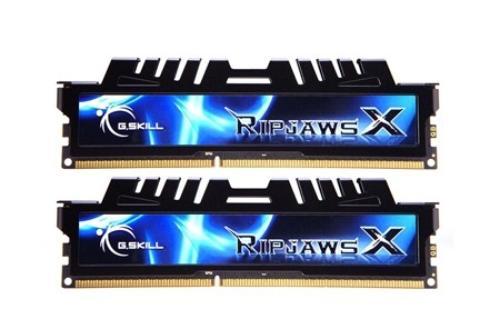 G.SKILL DDR3 8GB (2x4GB) RipjawsX 1333MHz CL7 XMP