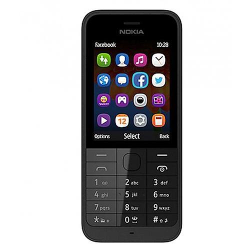 Nokia 220 DS NV PL BLACK