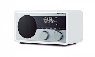 TECHNISAT DigitRadio400 CYFROWE DAB+,FM BIALE