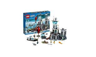 LEGO City Więzienna Wyspa (60130)
