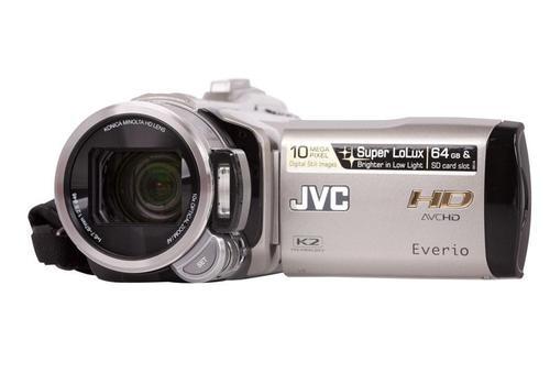 JVC GZ-HM1