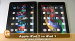 Apple iPad 2 vs iPad 1 - porównanie ekranów