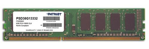 Patriot DDR3 8GB Signature 1333MHz CL9