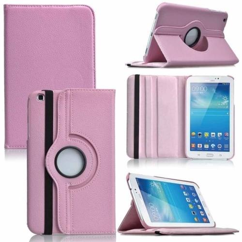 "WEL.COM Etui obrotowe Samsung Galaxy Tab Pro 8.4"" jasny róż"