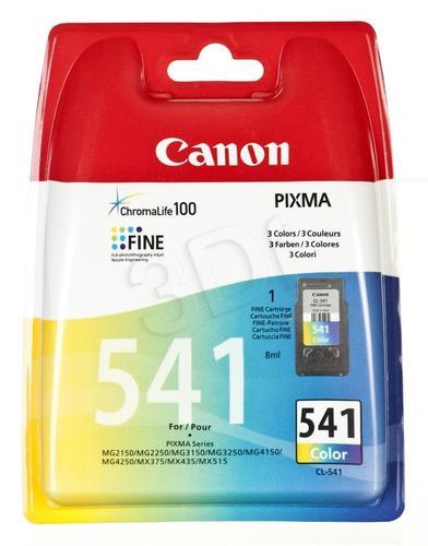 CANON Tusz Kolor CL-541=CL541=5227B005, 180 str.
