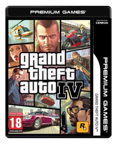 NPG Grand Theft Auto IV