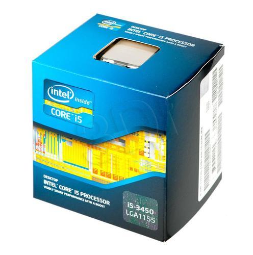 CORE i5 3450 3.10GHz LGA1155 BOX