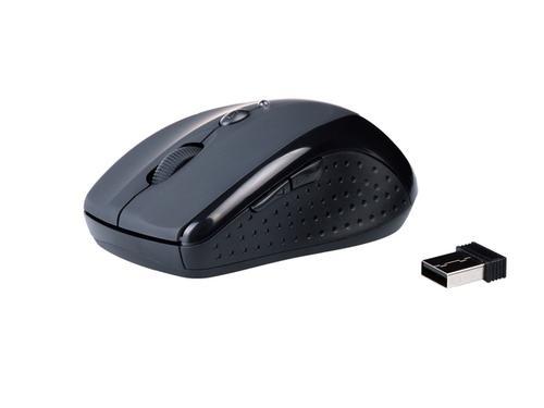 NATEC Mysz bezprzewodowa KIWI 2,4GHz