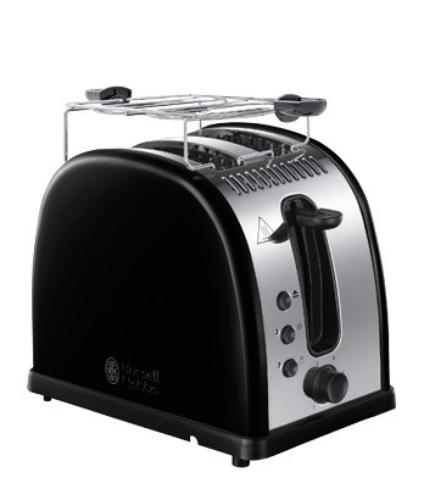 Russell Hobbs Toster Legacy Black 21293-56