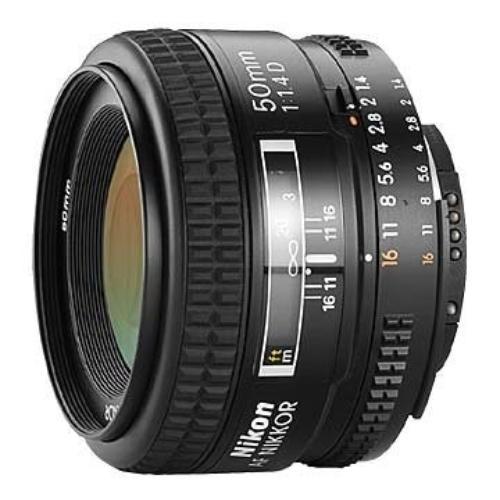 Nikon Obiektyw NIKKOR 50mm f/1.4 AF D
