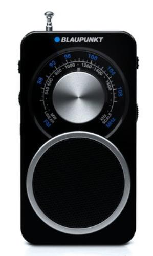 Blaupunkt BA 10 CZARNY RADIO ANALOGOWE