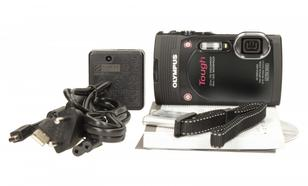 Olympus TG-850 black